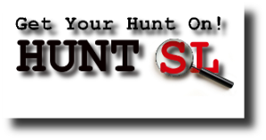Hunt SL Banner Sign