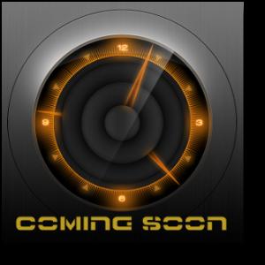 HUNT SL Coming Soon Clock