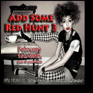 HUNT SL Add_Some_Red_Hunt_3_-_POSTER_IMAGE