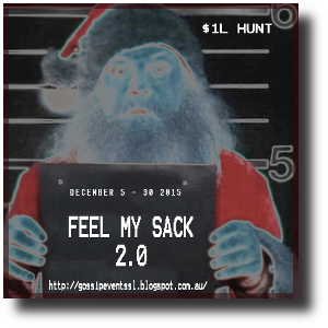 HUNT SL Feel My Sack Hunt