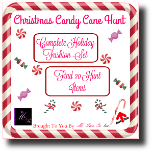 Christmas Candy Cane Hunt Ad