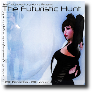 HUNT SL Futuristic Hunt