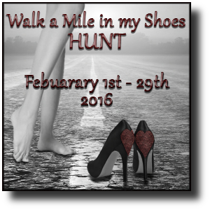 HUNT SL Walk a mile in my shoes hunt
