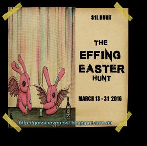 HUNT SL Effing Easter Hunt