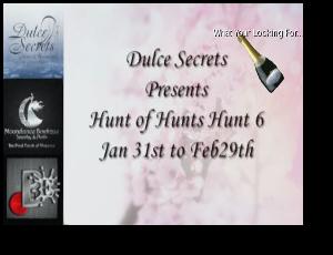 HUNT SL Hunt Of Hunts