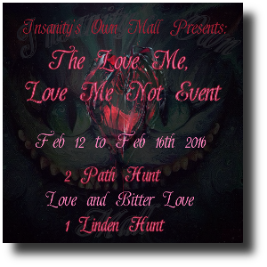 HUNT SL Love Me Love Me Not Event