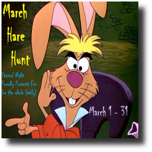 HUNT SL March Hare