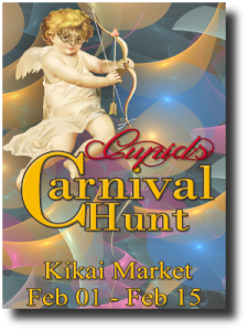 Cupid Carnival Poster