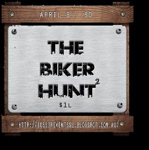 HUNT SL Biker Hunt 2