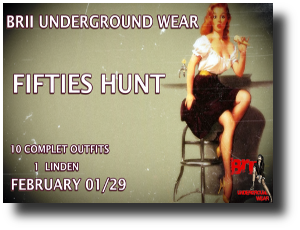 HUNT SL Fifties Hunt