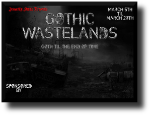 HUNT SL Gothic Wastelands