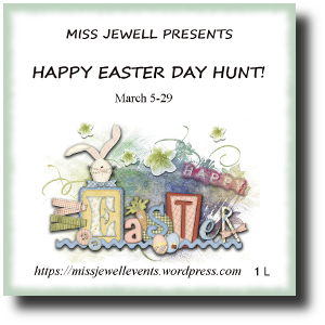 HUNT SL Happy Easter Day Hunt