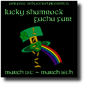 HUNT SL Lucky Shamrock Gacha Fair