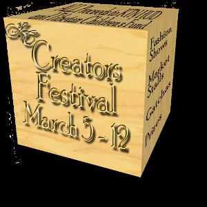 KTN Creators Festival Sign