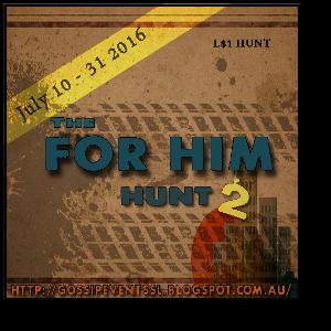 HUNT SL For Him Hunt 2