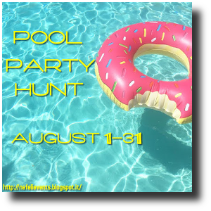 pool paty logo