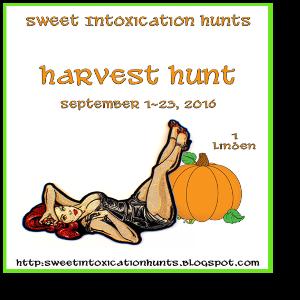SIH Harvest Hunt, September 1-23, 2016
