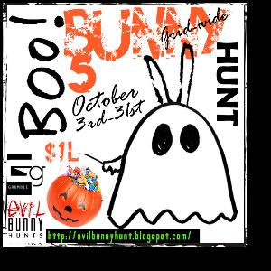 Boo Bunny Hunt