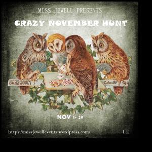 crazy november hunt
