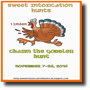 SIH Chasin The Gobbler - November 7-26, 2016