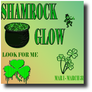 shamrock-glow-poster-lady-dragons-hunt