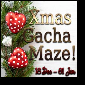 xmas-gacha-maze-event-poster