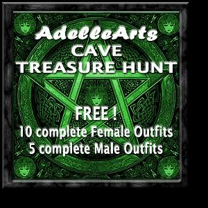 adellearts-cave-treasure-hunt-logo
